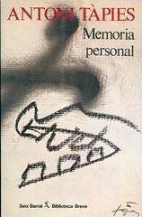 Antoni Tàpies, Memoria personal