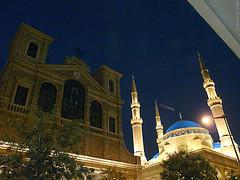 Mosque & Church
