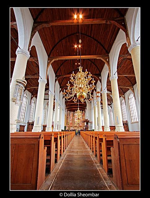 Sint-Janskerk (Schiedam) ::HDR