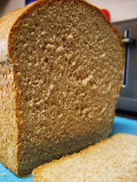 slice of light wheat bread | From Peter Reinhart's The Bread ...