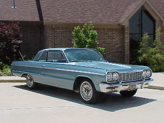 Impala 64 Blue