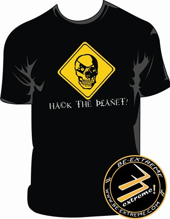 b2f583ce7 Hack the planet T-shirt | Funny and Crazy T-shirts at www.be… | Flickr