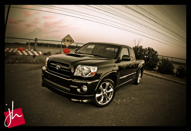 Toyota Tacoma X Double Cab Long Bed For Sale