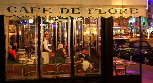 Café de Flore (Source:  DarkB4Dawn)
