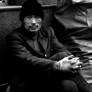 homeless in Taiyuan