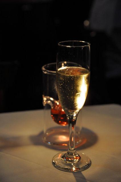 茹絲葵牛排-香檳(招待)
