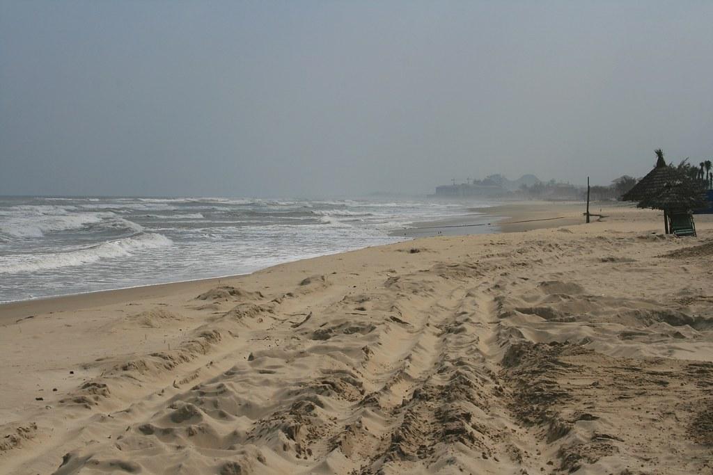 дананг пляж вьетнам