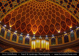 United Arab Emirates - Dubai - Persian Court in Ibn Battuta Mall