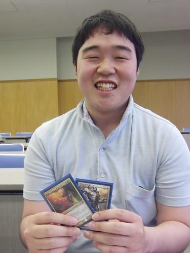 LMCextra Yoyogi - Sealed #5 Champion: Sekimoto Kandai