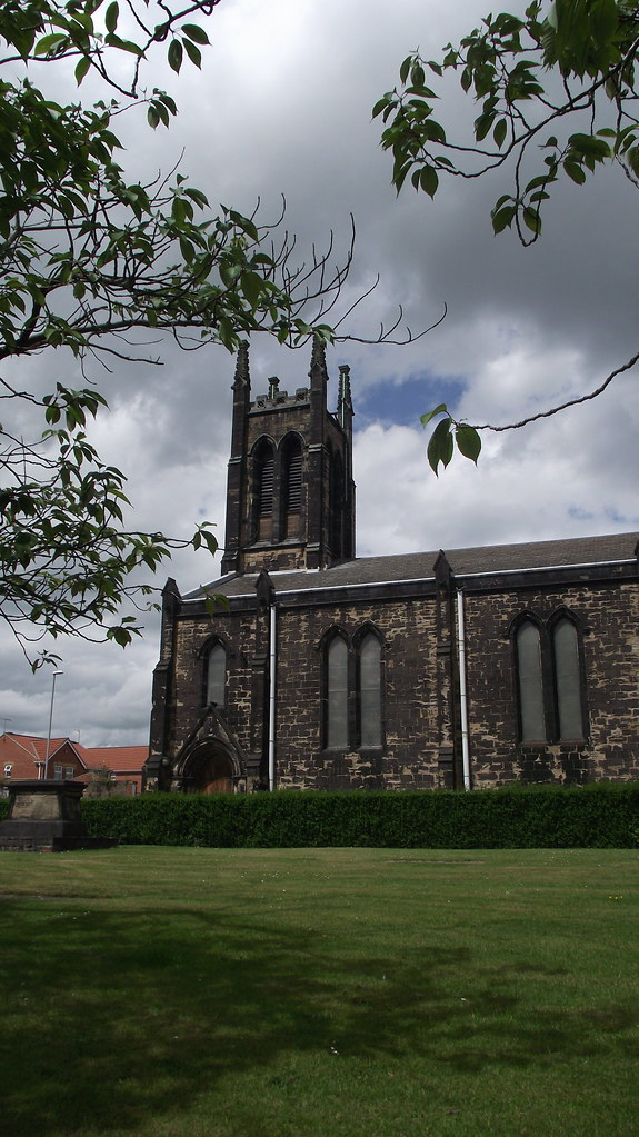 Christ Church, Tunstall, Stoke-on-Trent