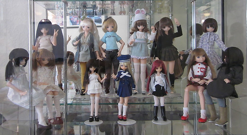 My Updated Azone Shelf