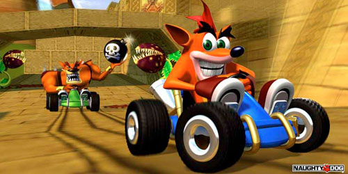 Crash Team Racing: cancelled sequel check out the footage