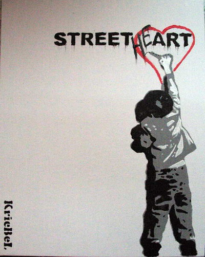 STREET heART - by KrieBeL