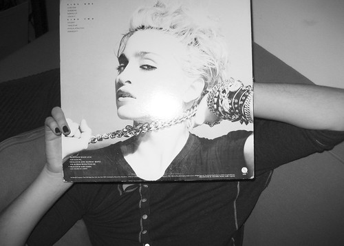 Sleeveface Madonna