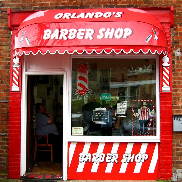 Barber Shop Orlando : Orlandos Barber Shop cropped! Flickr - Photo Sharing!