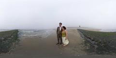 Wedding: Sea fog