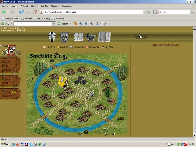 Travian-Age of Empires II-not completed | www travian cz www… | Flickr