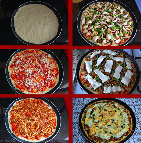 Healthy Pizza :)