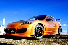 Mazda RX-8 by Mohamed Jaipu