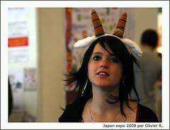 Japan expo Paris 2008 par Olivier-R.