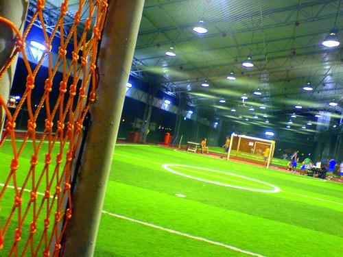 Team Fata Leisure Soccer East Coast Park Cage