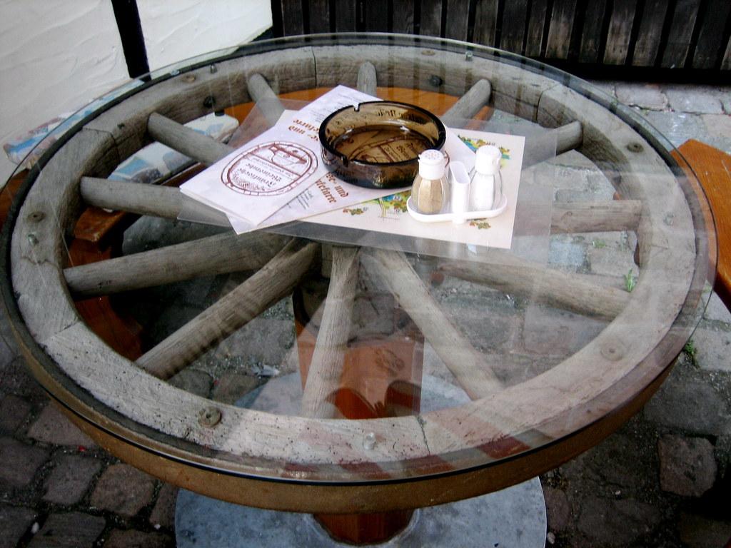WAGON WHEEL COFFEE TABLES WAGON WHEEL