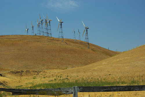 Altamont Pass Wind Turbines