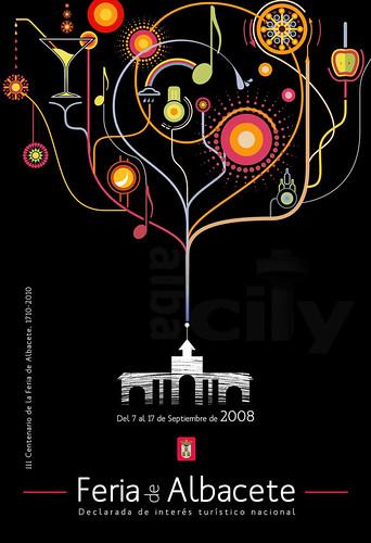 cartel-feria-albacete-2008