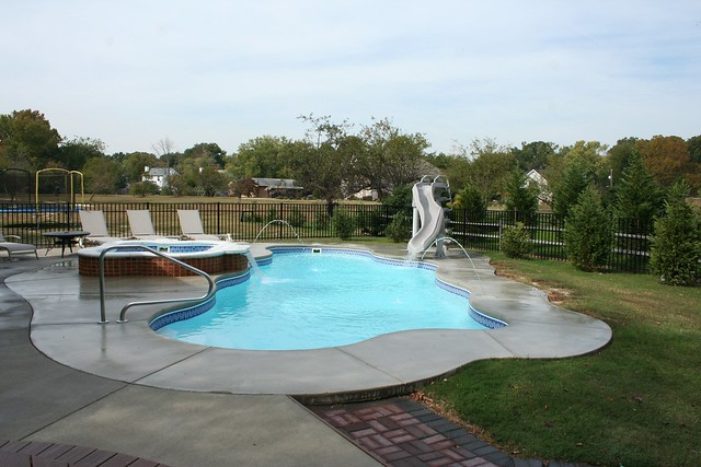 Caribbean 14b viking pools free form design the pool for Pool design virginia