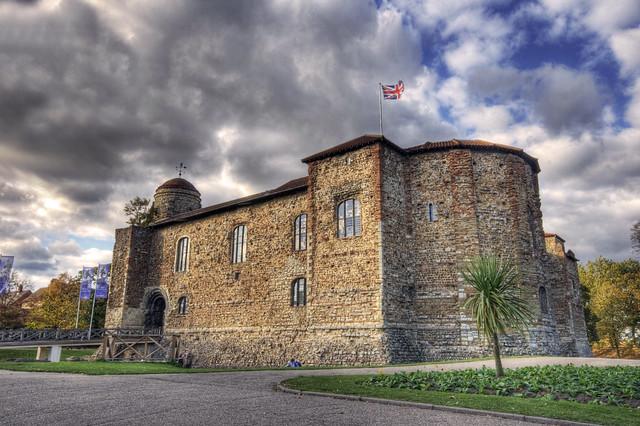 Colchester Castle HDR