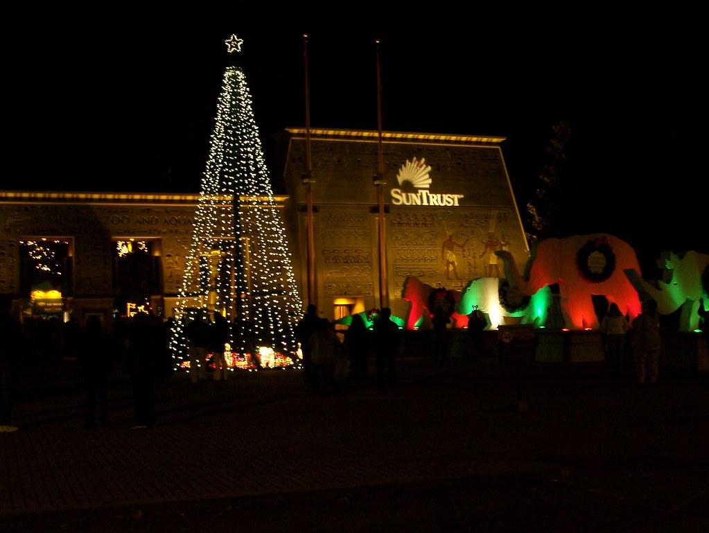 Christmas At The Zoo.Christmas At The Zoo Johnny Harper Flickr