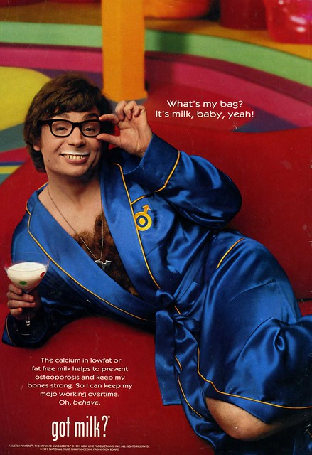Austin Powers - Got Milk 1999