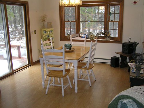 Dining Room in Great Room