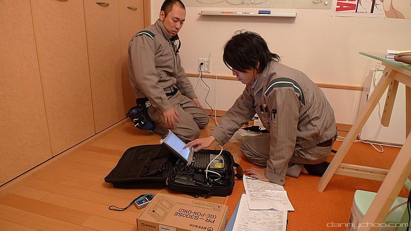 Como se instala la fibra ptica ftth en jap n un sanjuanino en rio cuarto - Contratar solo internet en casa ...