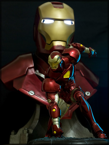 Stan_Winston_Iron_Man | Flickr - Photo Sharing!