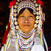 Akha tribal lady, Thailand