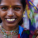 Sunita Smiling - Pushkar, India by Maciej Dakowicz