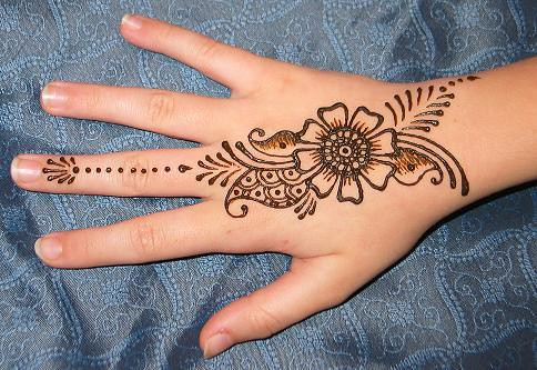 floral hand henna design flickr photo sharing