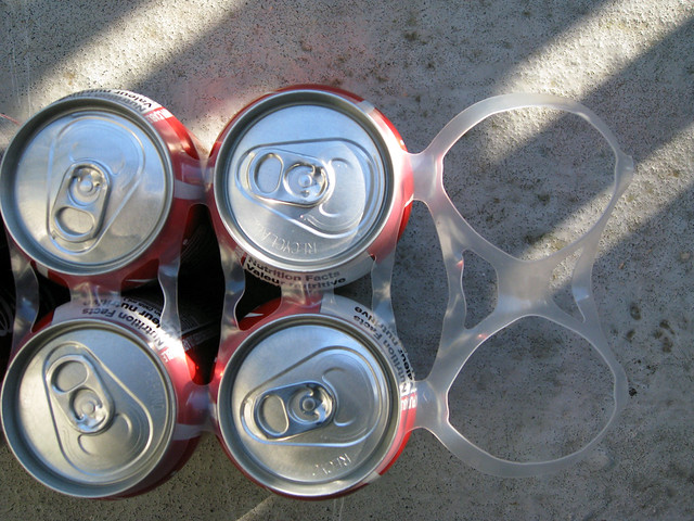 Six Pack Rings Recyclable