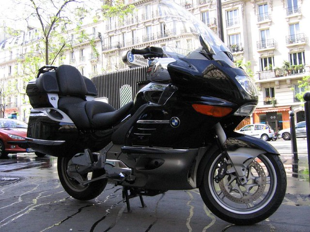 Bmw K1200lt Touring Motorcycle Beautiful Touring Bike By