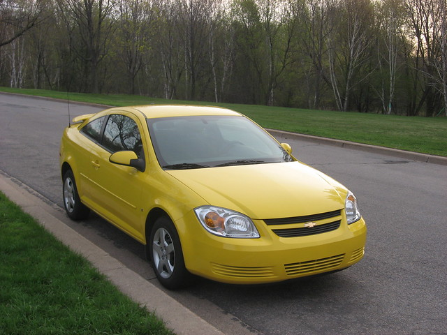 2008 Chevrolet Cobalt Coupe 1