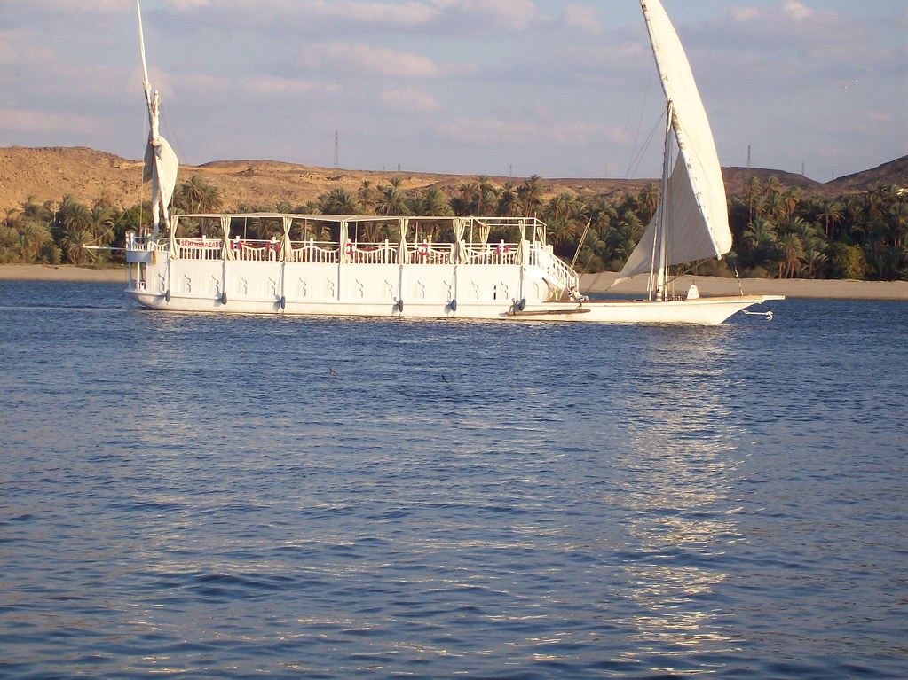 Nile River Cruiser