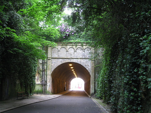 Tunnel to Reigate Station