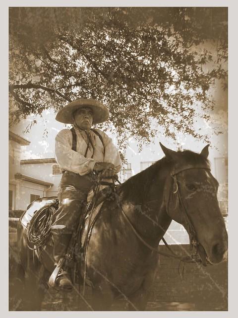 Vintage vaquera