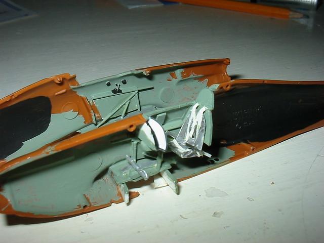 matchbox hawker hurricane iic 172 scratchbuilt