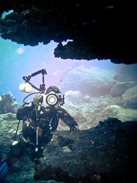 Underwater Eye