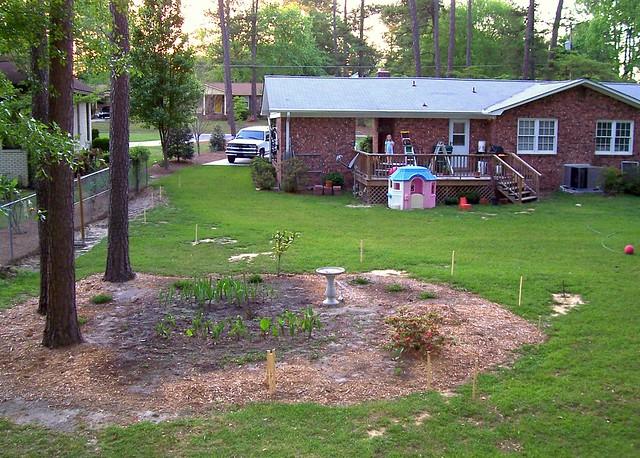 backyard makeover before 2007 flickr photo sharing