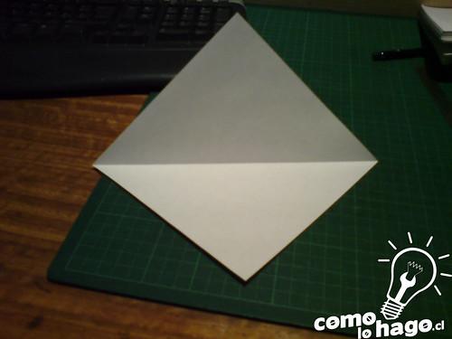Como hacer un cisne de papel sencillo taringa for Como aser un criadero de mojarras