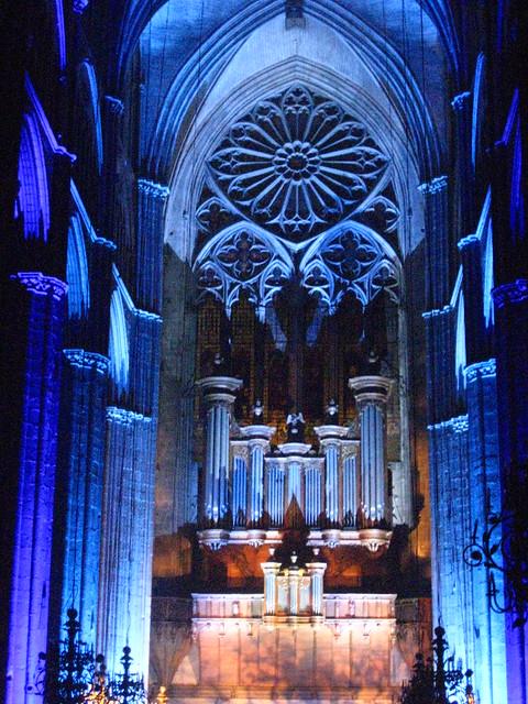 Orgues Cathédrale de Bourges