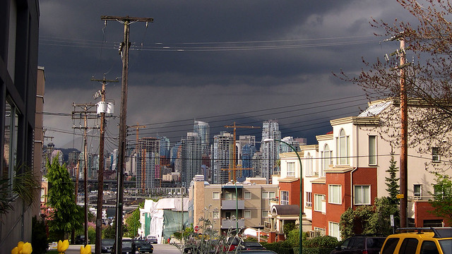 Storm over colour